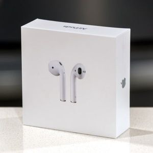 Apple AirPods in Box Never Opened